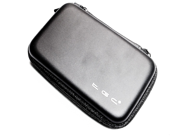 Product Photo/Nintendo 3DS Black EVA Case/Click to view.