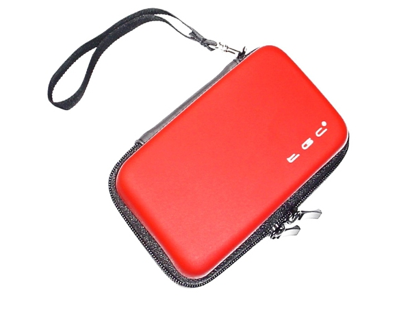 Product Photo/Nintendo 3DS Red EVA Case/Click to view.