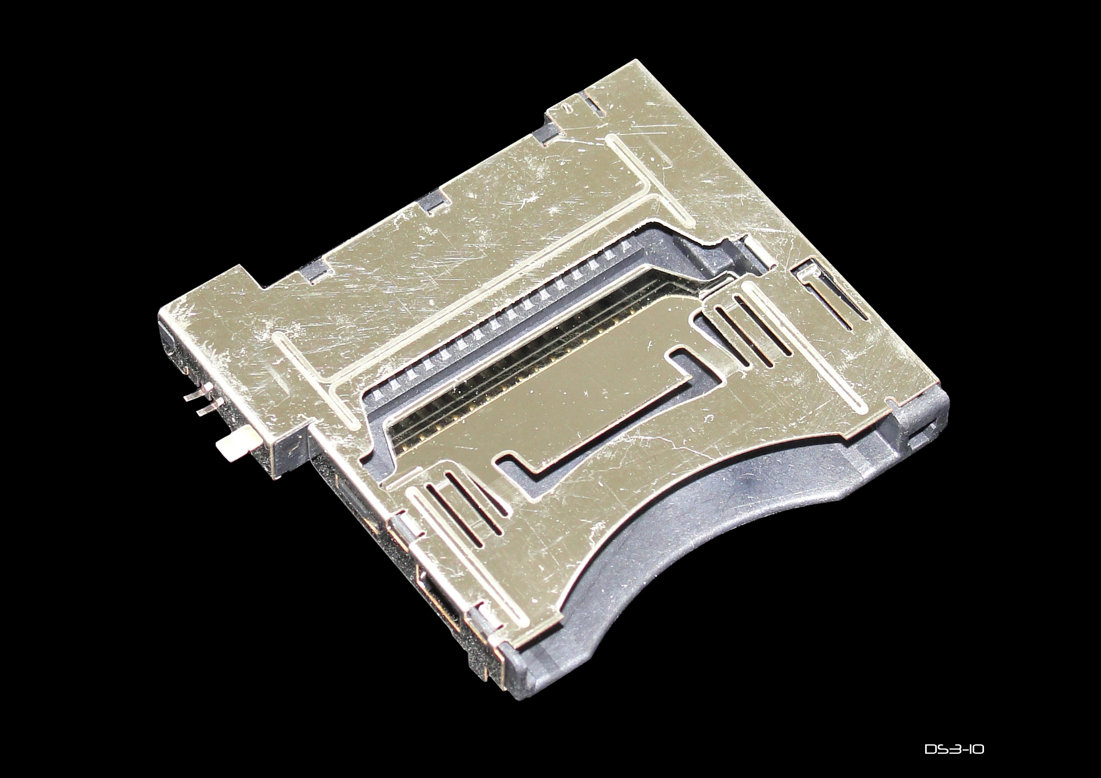 Product Photo/Replacement Console Game Slot 4 Nintendo Dsi Mainboard/Click to view.