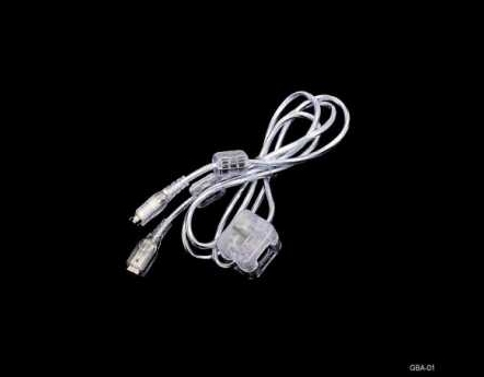 Product Photo/Nintendo Game-Boy Advance Link Cable for 2 players/Click to view.