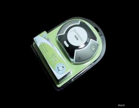Product Photo/UFO Docking Stereo Speaker System for iPod Video - Touch - Photo - Nano- iPhone - Mini - Classic - Mobile phones - MP3 & MP4 players/Click to view.