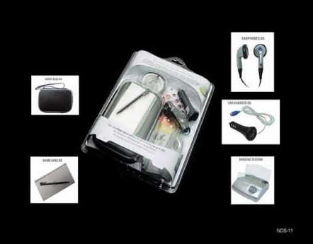 Product Photo/Nintendo DS Deluxe Travel Kit/Click to view.