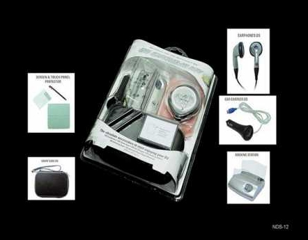 Product Photo/Nintendo DS Extreme Travel Kit/Click to view.