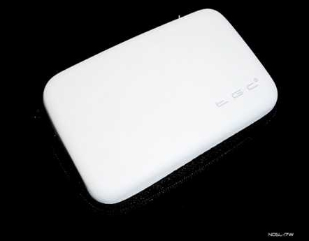 Product Photo/Nintendo DSL Lite White EVA Air Formed Console Case/Click to view.