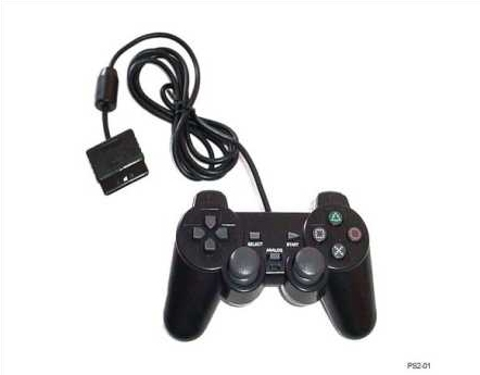 Product Photo/Sony Playstation 2 - PS2 - Dual Shock Controller/Click to view.
