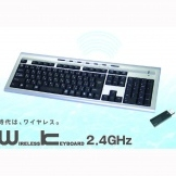 Product Photo/PS3 Wireless Keyboard 2.4GHz for PS3/Click to view.