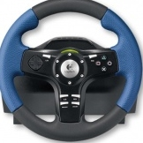 Product Photo/PS3 GT Force RX Steering Wheel/Click to view.