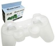 Product Photo/PS3 Silicon Sleeve (White)/Click to view.