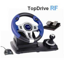 Product Photo/PS2 & PS3 and PC Top Drive RF Wireless 3-in-1/Click to view.