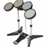 Product Photo/Rock Band Drum Set For PS2 / PS3/Click to view.