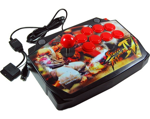 Product Photo/PS3 Pro Arcade Fighting Stick/Click to view.