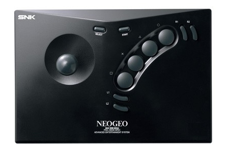 Product Photo/PS3 Neo Geo Stick 2/Click to view.
