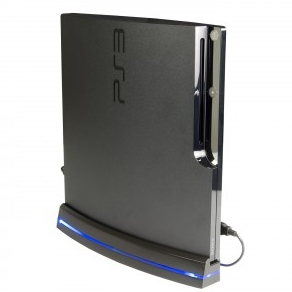 Product Photo/PS3 Slim Vertical Stand Cooling Fan/Click to view.