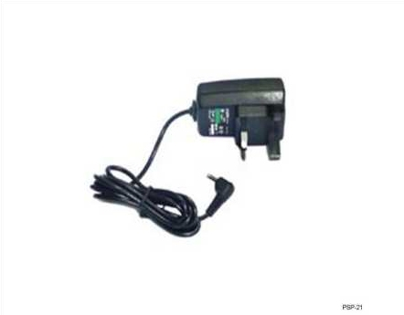 Product Photo/Sony Playstation PSP 1000 - 2000 Slim & 3000 Slim 3 Pin UK AC Mains Charger/Adapter/Click to view.