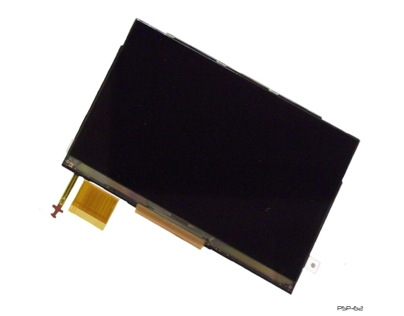 Product Photo/Sony Playstation PSP Slim 3000 Replacement LCD Backlit Screen/Click to view.