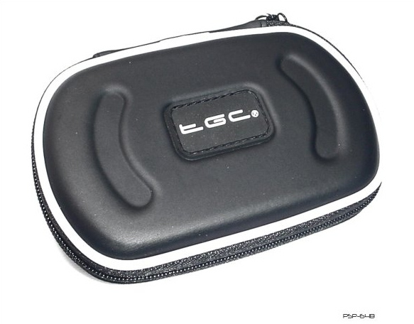 Product Photo/New Sony PSP Go Console Black Blown EVA Carry Case Bag/Click to view.
