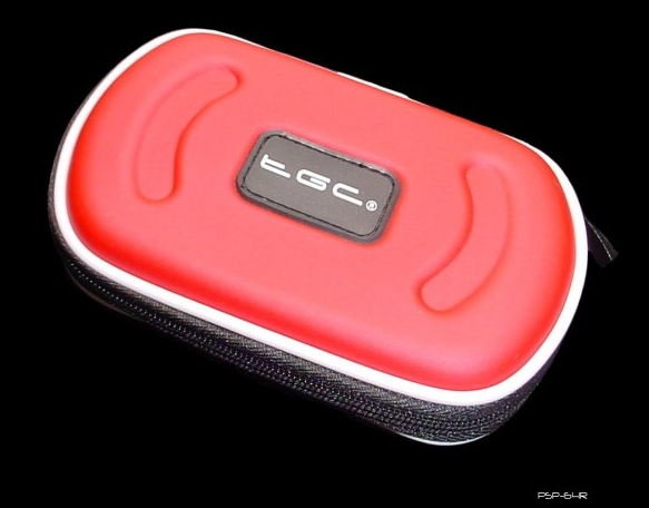 Product Photo/New Sony PSP Go Console Red Blown EVA Carry Case Bag UK/Click to view.