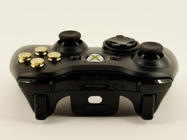 xbox 360 black 70 mode rapid fire controller bullet PSP Fat PSP vs PSP 3000 Slim