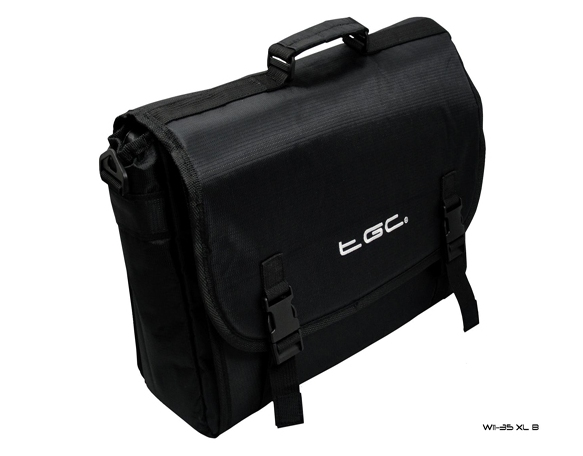 Product Photo/New Black Messenger Style TGC Bag Case for Toshiba Portege R930 Z930 Laptops/Click to view.