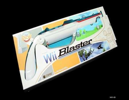 Product Photo/Nintendo Wii Zapper Blaster Shotgun/Click to view.