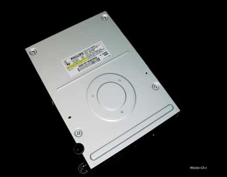 Product Photo/Xbox Console Replacement Philips DVD Drive/Click to view.