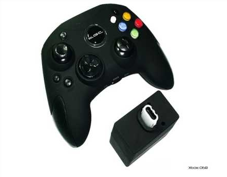 Product Photo/Xbox Console Black TGC © Wireless Controller With Active Grip Coating/Click to view.