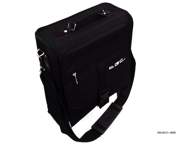 Product Photo/Black Console Carry Bag Case In Car 4 Playstation 2 PS2/Click to view.