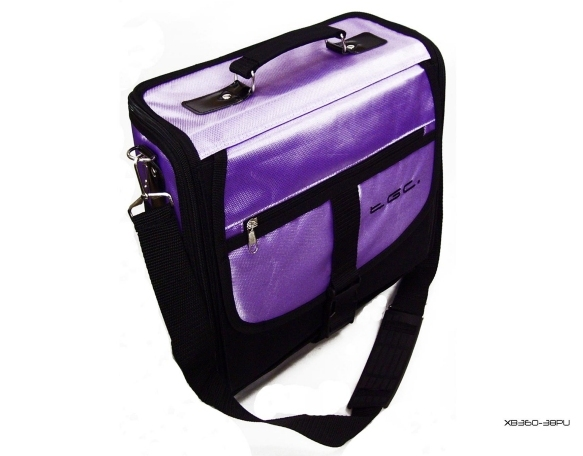 Product Photo/Purple Console Carry Bag Case for Playstation 2 PS2 UK/Click to view.