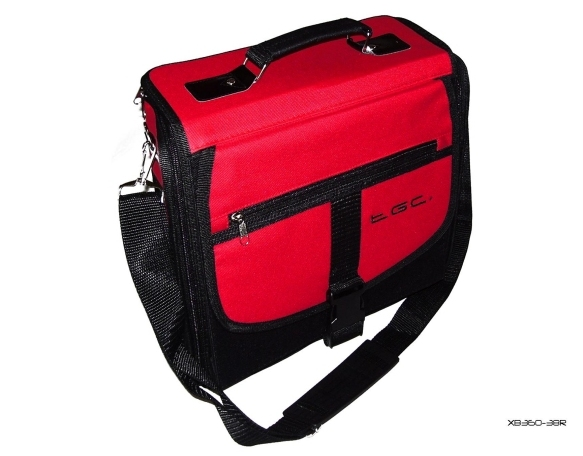 Product Photo/Red Console Carry Bag Case In Car 4 Playstation 2 PS2/Click to view.