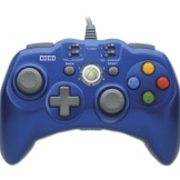Product Photo/Xbox 360 Hori Pad EX Turbo Blue/Click to view.