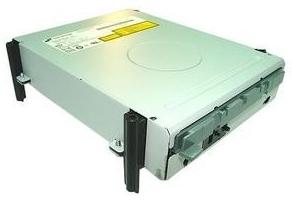 Product Photo/Xbox 360 HITACHI-LG DVD Drive/Click to view.