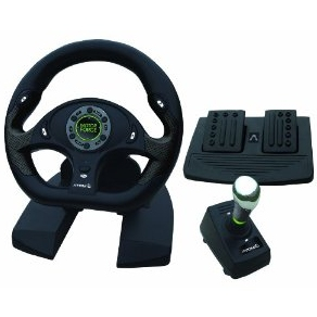 Product Photo/Xbox 360 Atomic TVR Sports Wheel/Click to view.
